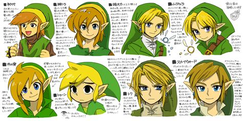 Link Time Fabsugar Want Need 52 by No Densetsu The Legend Of Wallpaper 1158317