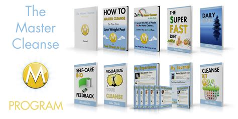 Dcp Detox And Cleansing Programme by The Master Cleanse Program