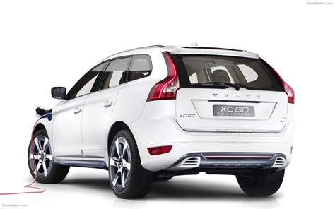volvo xc60 in hybrid concept 2012 widescreen