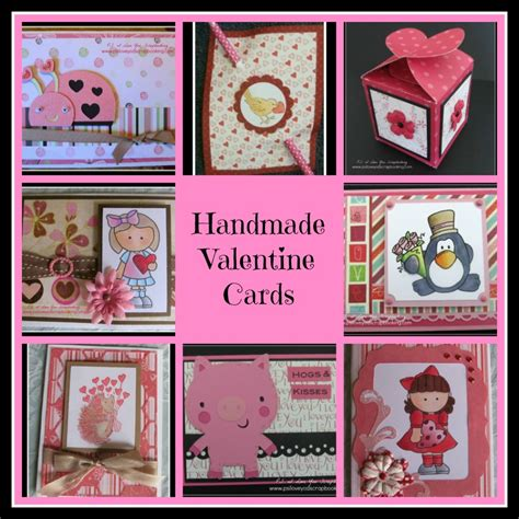 Handmade Valentines - handmade cards ps i you
