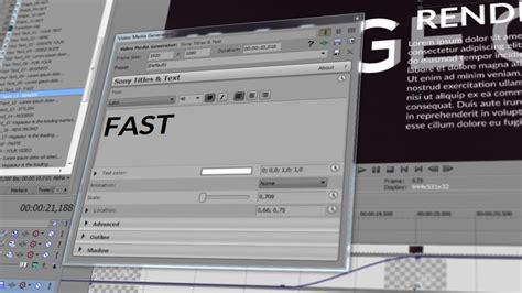 Presentation Slideshow Vegas Pro Template Sony Vegas Presentation Template