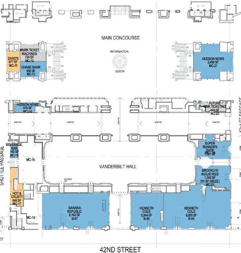 grand central station floor plan confirmed apple to build biggest store yet in grand