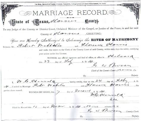 Marriage Records For Guadalupe County Tx Usgenweb Archives