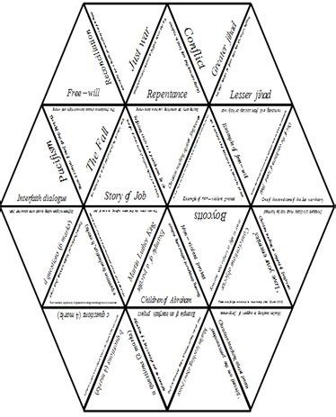 t amp l activity of the week tarsia jigsaw puzzles