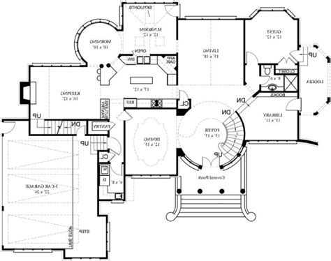 great house floor plans great house plans escortsea