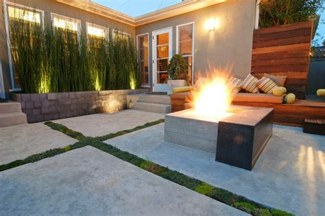 Contemporary Patio Designs Rhee Residence Contemporary Patio San Diego By Falling Waters Landscape