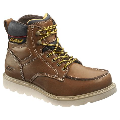 cat work boots for s cat 174 footwear 6 quot alloy work boots 582871 work