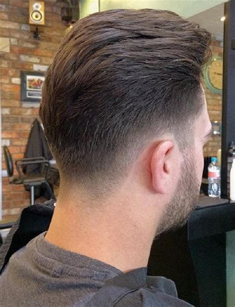 taper haircut medium 60s the best medium taper haircut for men you can try