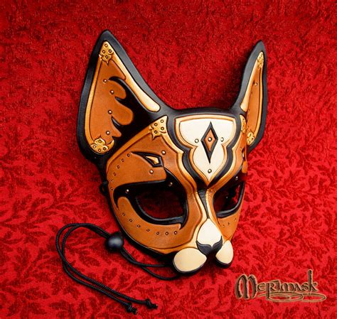 7 Cool Masks by New Cat 2014 By Merimask On Deviantart