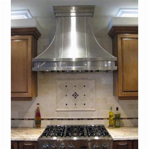 range hoods ps professional series curved wall mount