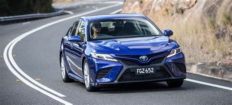 2018 Camry Reviews by 2018 Toyota Camry Range Review