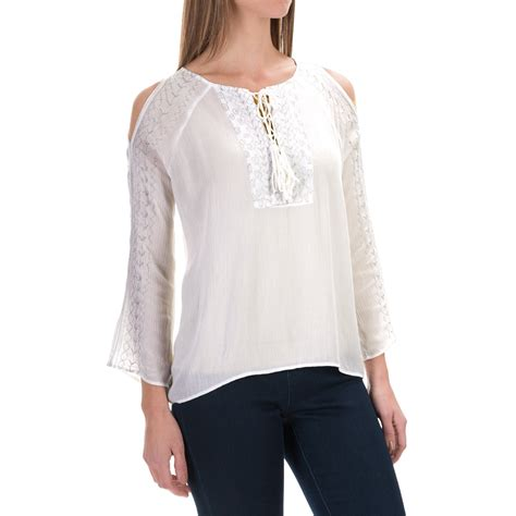 Sleeve Embroidered Blouse 525 america embroidered blouse for save 87