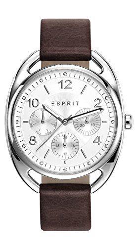 Esprit Es108092006 uhren esprit in braun f 252 r damen