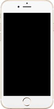 blank iphone template what to do if your iphone won t turn back on