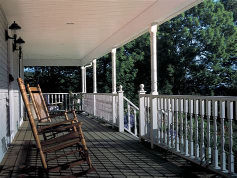 Wrap Around Front Porch by Carriage House Plans Wrap Around Porch House Plans