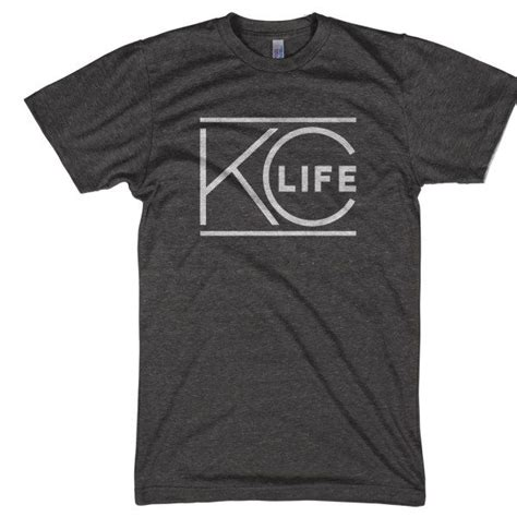 Loses Shirt While Performing Live 4 by Kc T Shirt Charcoal And White Kc T Shirts