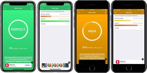 check iphone battery health diy replace