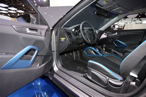 hyundai veloster turbo red interior changing the interior trim color