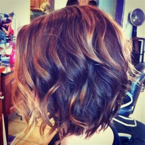 cute hair color and highlights 30 hair color ideas for short hair short hairstyles 2017