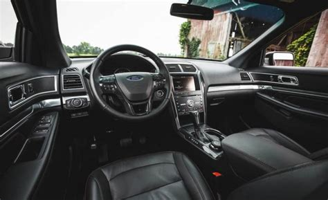ford explorer 2017 interior 2017 ford explorer