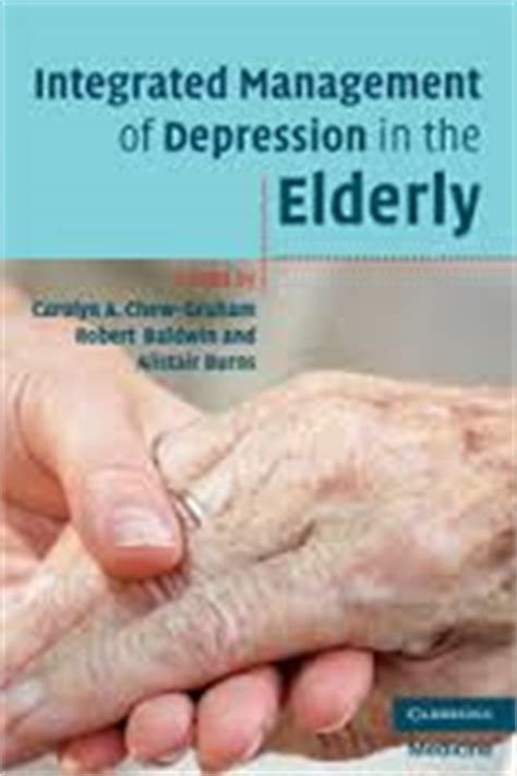 Research Paper On Depression In The Elderly by Depression In The Elderly Research Papers On Causes Of Depression With The Elderly