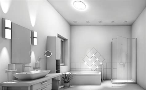 beleuchtung im badezimmer badbeleuchtung bei hornbach