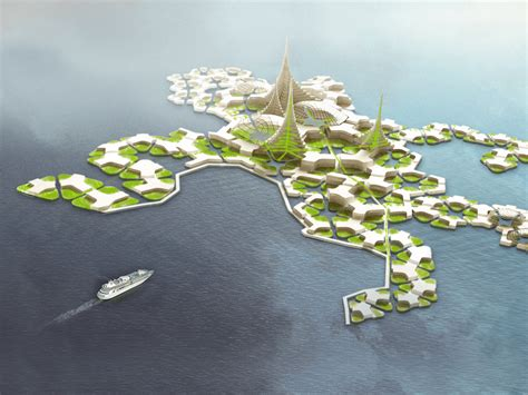 A Floating City world s floating city might be built the