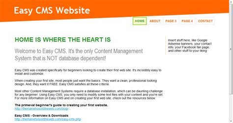 webmatrix creating cms websites is easy with the orchard click to zoom in