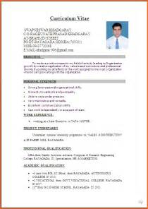 Job Resume Pattern by Pattern Of Job Resume Sample Bestsellerbookdb
