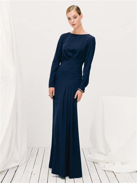 Pattern Dress Long Sleeve | long sleeve maxi dress 12 2015 110b sewing patterns