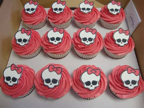 monster high cupcakes cupcakes celebration cakes