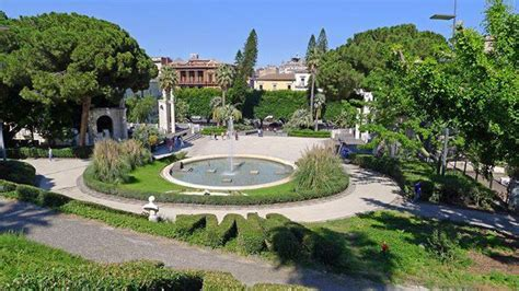 giardino bellini catania catania giardino bellini un esempio di magnificenza