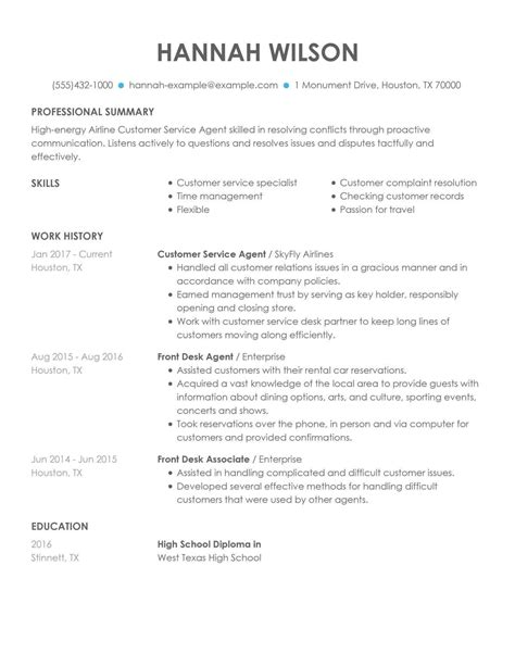 good customer service skills resume resume for study