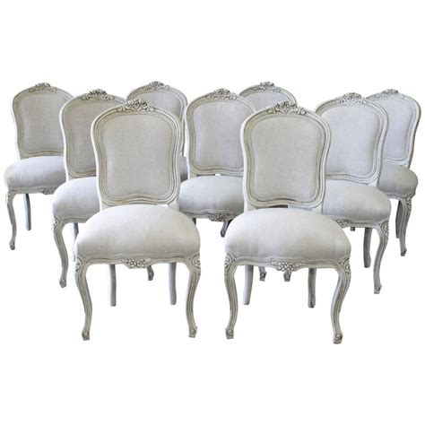 Louis Xv Dining Chairs 20th Century Louis Xv Style Dining Chairs At 1stdibs