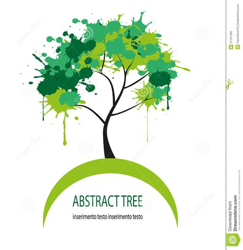 Vector Abstract Tree Royalty Free Stock Images Image 31187289 Logo With Abstract Tree Vector Free