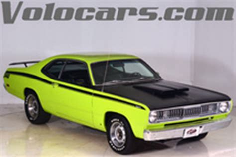 1970 duster specs, colors, facts, history, and performance