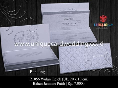 Undangan Pernikahan Toni Wulan undangan pernikahan cover r1056 wulan opiek