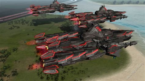 supreme commander supreme commander forged alliance