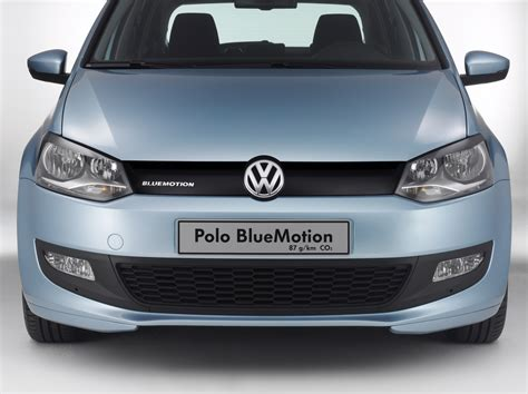 car volkswagen polo volkswagen polo bluemotion concept car