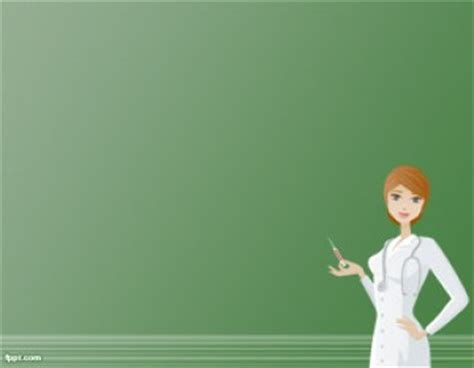 free templates for powerpoint nursing registered nurse powerpoint template