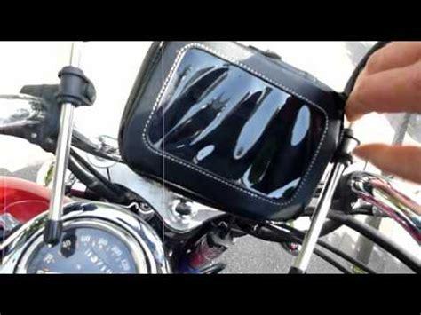 Navi Am Motorrad Montieren by G 252 Nstiges Quot Tomtom One Quot Auto Navi Am Motorrad Montieren