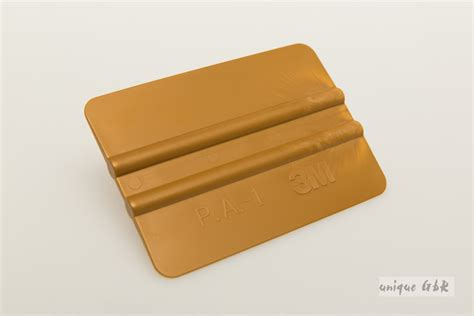 Rakel Kapek 3m Original plotterfolien 3m rakel gold