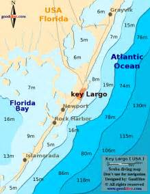 key largo map gooddive