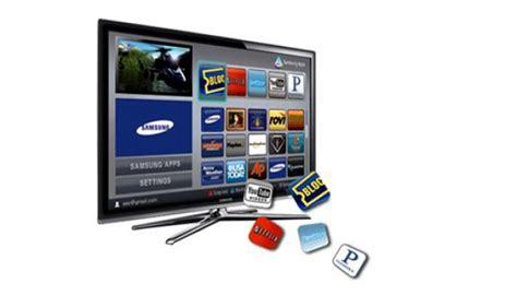 Tv Samsung Dinding by Merasakan Sensasi Smart Tv Berteknologi Qled Dan Oled