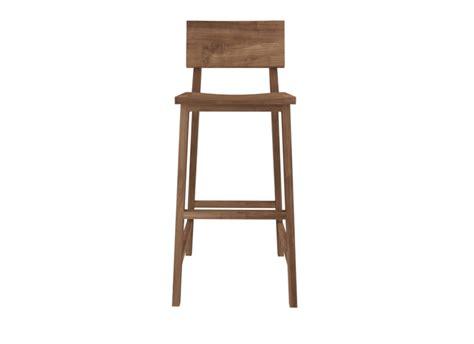 Stewart Furniture 110 Partner High teak n4 high chair 48x50x110 cm ethnicraft furniture singapore