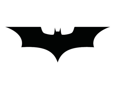 batman symbol the dark knight vinyl decal