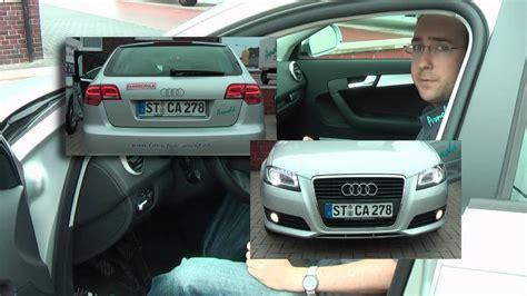 Beleuchtung Auto Vorne by Abfahrkontrolle Licht