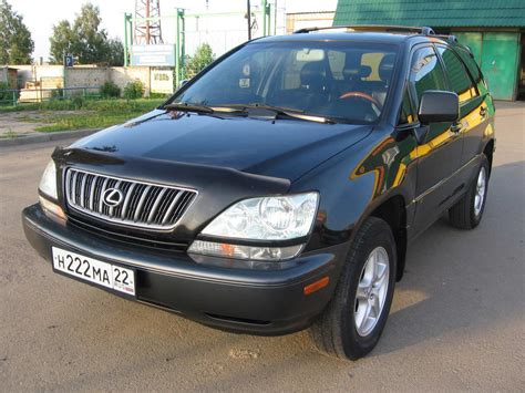 lexus rx 2002 pin lexus rx300 photos on pinterest