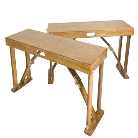 collapsible bench wood folding bench wayfair