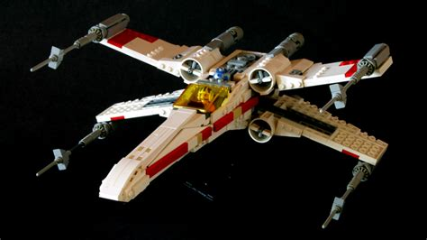 This Is The Best Lego X Wing Model Ever   Gizmodo Australia